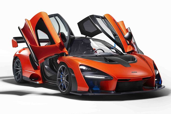 Meet Senna, McLaren's most extreme road auto ever