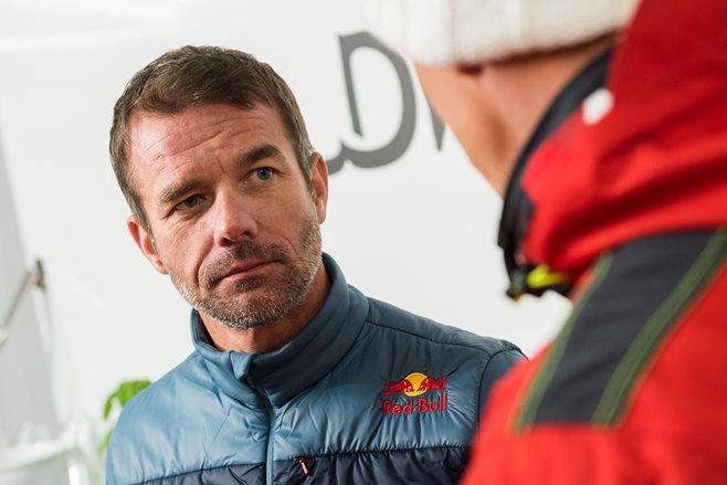 Sebastien Loeb returns to WRC