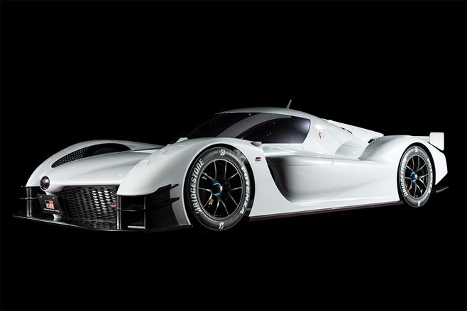 Toyota unveils GR Super Sport Concept vehicle