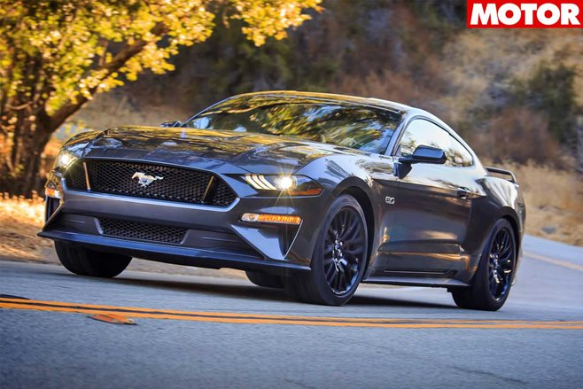 New Mustang set for mid-year launch