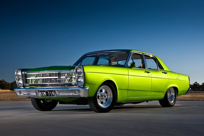 GALLERY: 630HP ZD FAIRLANE | Fairlane 9 | Street Machine