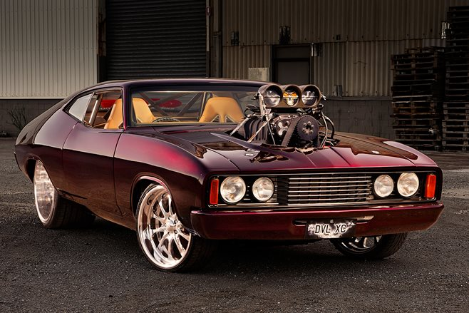 project classic cars