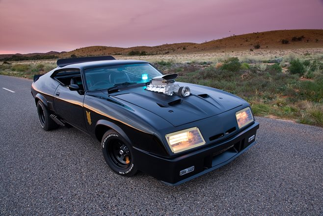 Gallery Last Of The V8 Interceptors on 1974 ford interceptor