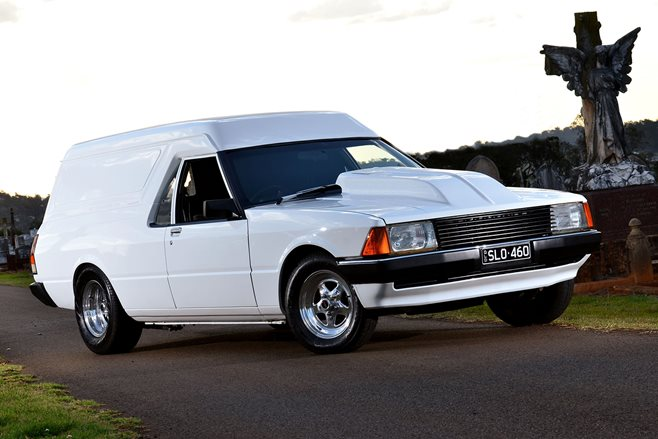 xd ford falcon van frankenvan readers car of the week