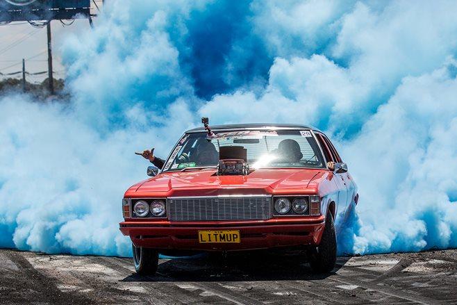 Burnout Masters 2016 Street Machine