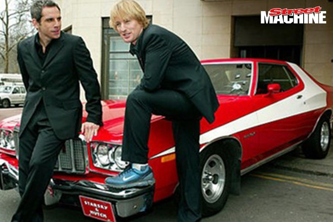 Ken Wilson Ford >> STARSKY AND HUTCH (2004) – RIPPER CAR MOVIES | Street Machine