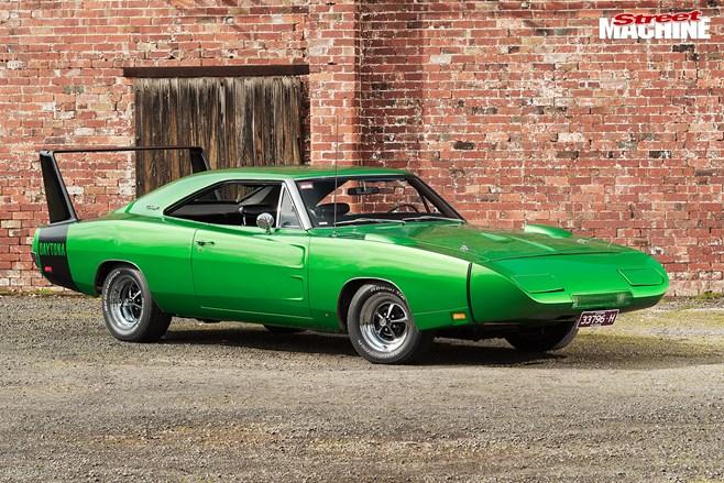 1969 Dodge Charger Daytona Street Machine