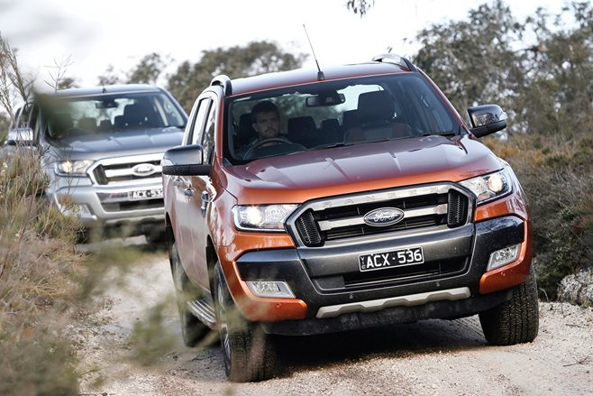 2016 Ford Ranger review