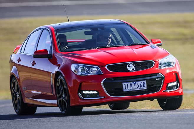The XR6 Turbo can throw down better than any Holden Commodore SS or HSV 1