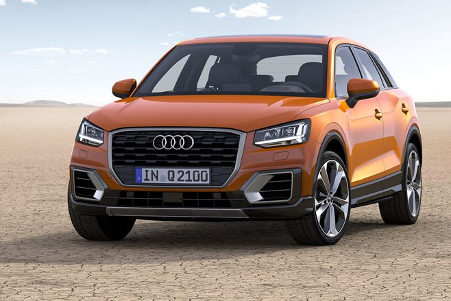 2016 geneva motor show audi q2 revealed wheels. Black Bedroom Furniture Sets. Home Design Ideas