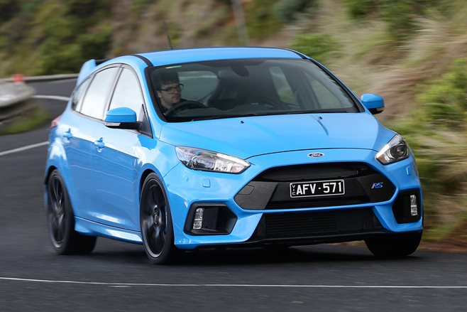 Factory-backed Mountune Ford Focus RS upgrades announced