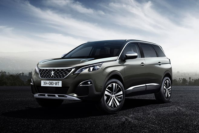 Peugeot 5008 arrives as an SUV - just like the new Peugeot 3008