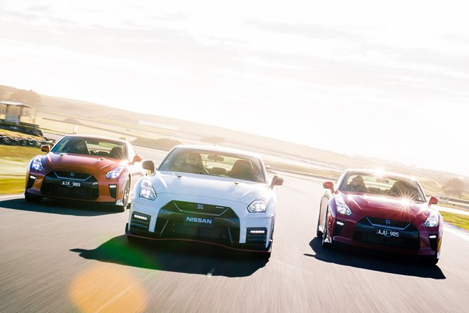 Nissan Confirms GT-R Nismo To Launch In 2017