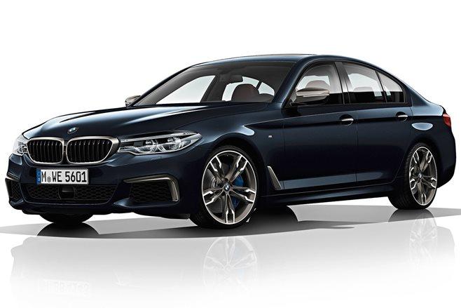 BMW 5-Series: Premium Gets Boring