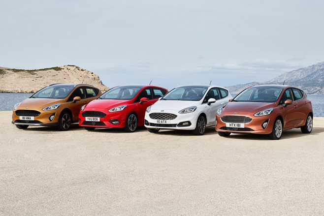 New Ford Fiesta unveiled for 2017