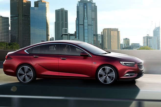 Here's your first look at Buick's next Regal
