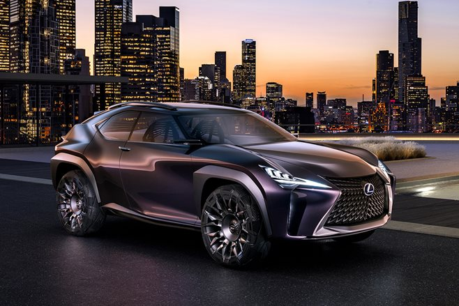 Lexus Sport Yacht Concept Arrives Packing Twin 5.0L V8s