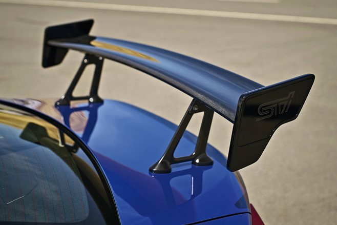Subaru WRX STI Type RA teased, to debut on June 8