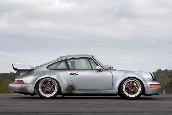 Barn find Porsche 911 Carrera RSR sells for $3 million