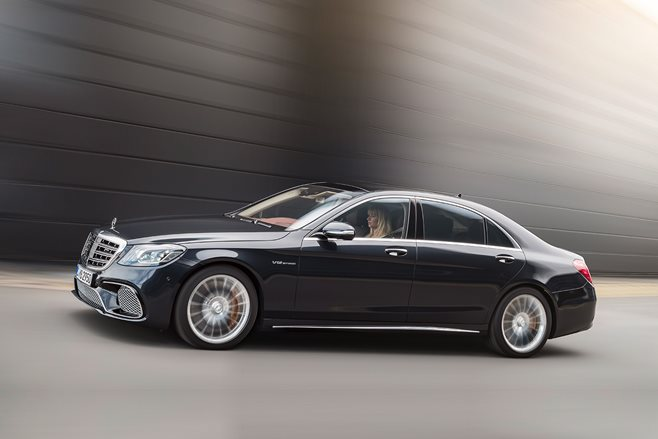 2018 Mercedes Benz S-Class adds hybrid in-line six options