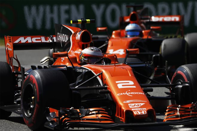 McLaren to switch from Honda to Renault engines from 2018