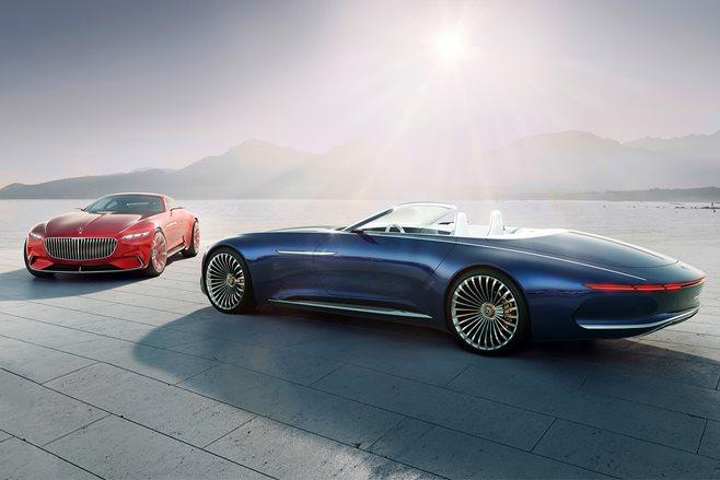 Frankfurt - new electric concept previews BMW i5