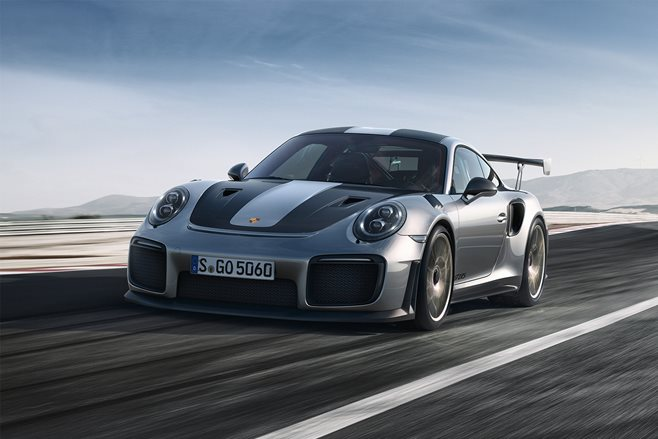 Porsche 911 GT2 RS might be looking for a Nurburgring record