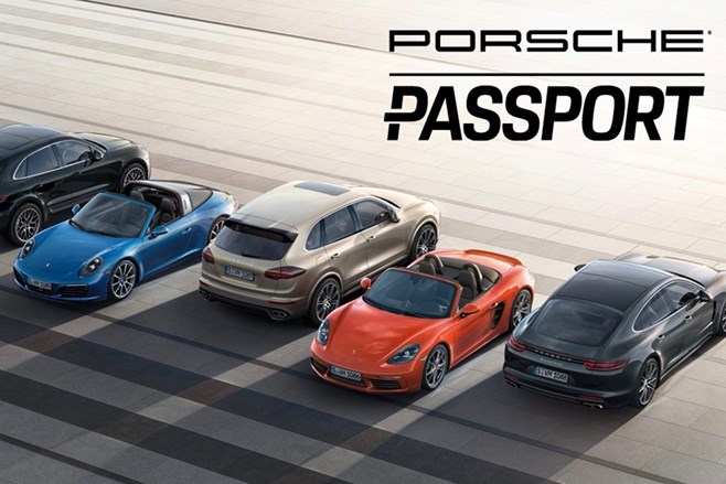 Porsche offers subscription service for its sports cars and SUVs