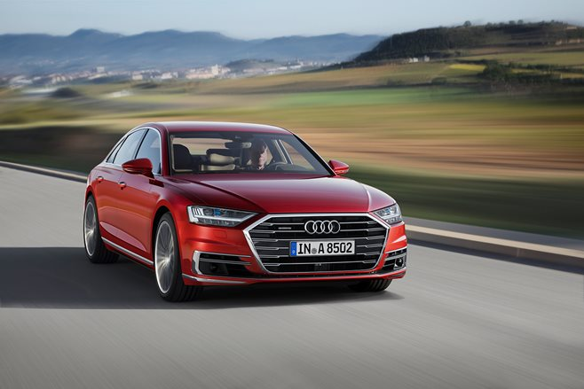 Audi revealed the new generation A7 Sportback
