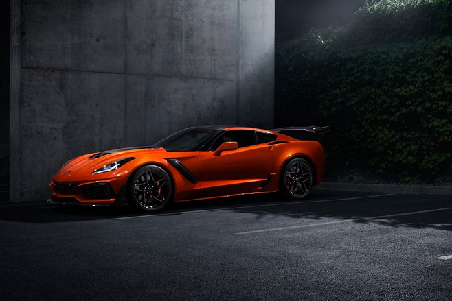 Chevrolet Corvette ZR1: Most Powerful 'Vette Ever Produced