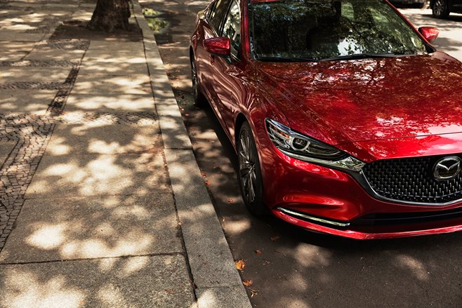 The Mazda6 Is Finally Getting A Turbocharger