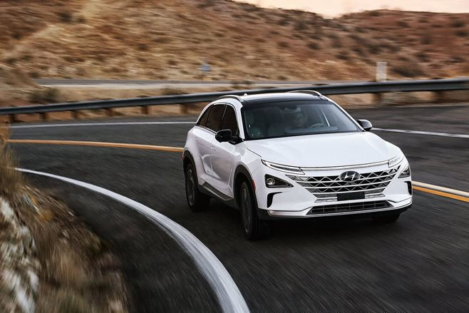 Hyundai Looks Ahead with Latest Hydrogen Vehicle
