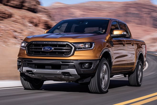 Ford Aims At Midsize Truck Throne By Unleashing 2019 Ranger At Detroit