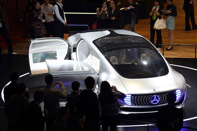 Geely builds $9bn stake in Mercedes owner Daimler