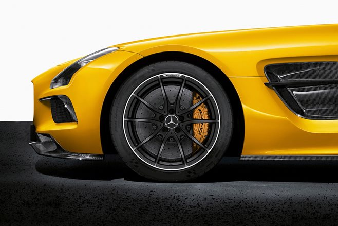 AMG GT Coupe - Mercedes' four-door supercar