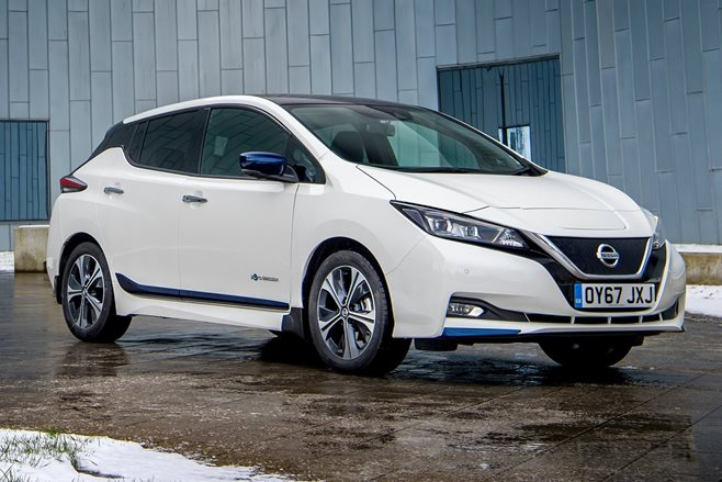 Nissan Vehicle Plans For 2022