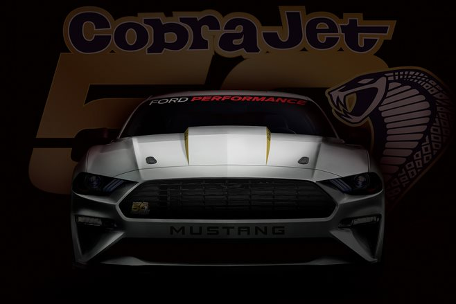 Ford Mustang Cobra Jet will be the most powerful version yet