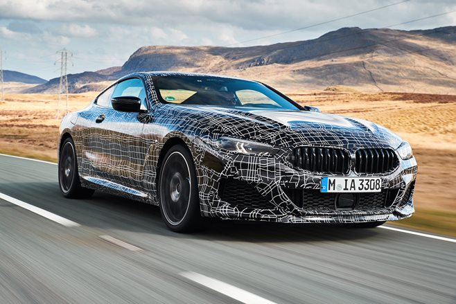 BMW M850i xDrive Coupe confirmed with 530-hp