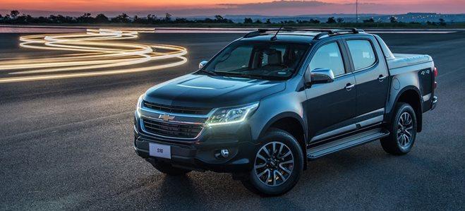 2017 Chevrolet Colorado revealed