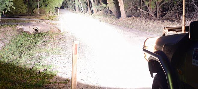 Lightforce LED215 product test