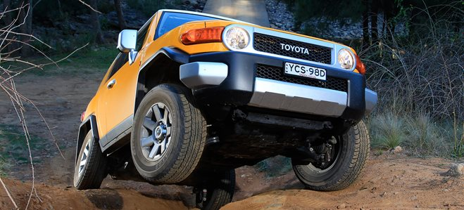 Toyota FJ Cruiser: Road test