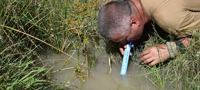 Lifestraw filtration system: Product test