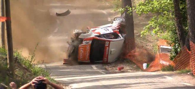 Citroen crash