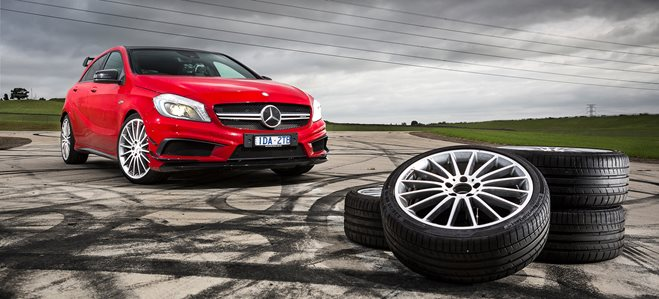 MOTOR Tyre Test 2015