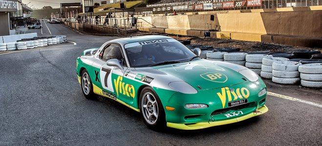Mazda's RX-7 Bathurst winner