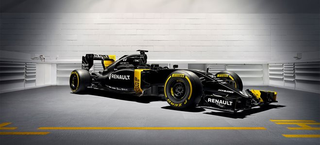 Chris Dyer joins Renault