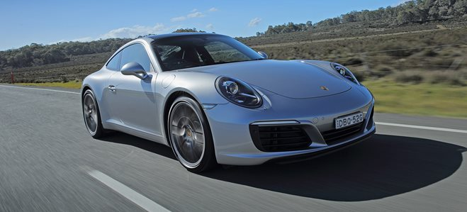 Porsche 991.2 911 Carrera