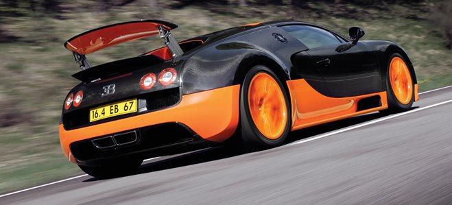 Goodbye Bugatti Veyron