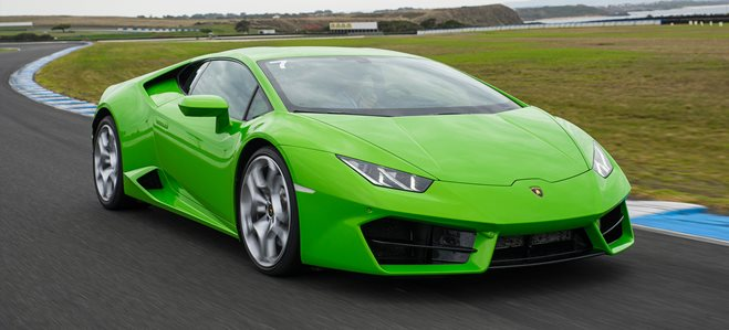 Lamborghini Huracan LP580-2 review
