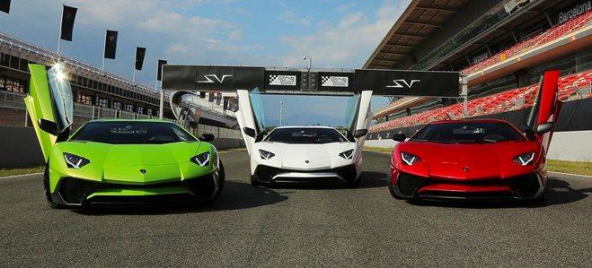 Lamborghini protects, powers up V12